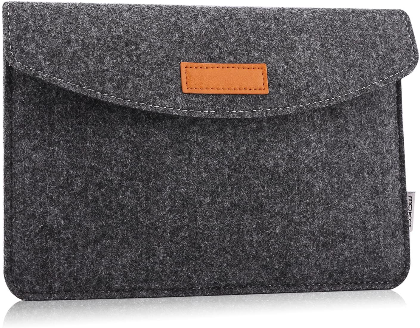 MoKo 7-8 Inch Sleeve Bag, Portable Carrying Protective Felt Tablet Case Cover, for iPad Mini 1/2 /3/4, Lenovo Tab 4 8.0, Samsung Galaxy Tab S2 8.0, Tab A 8.0, Neutab 7