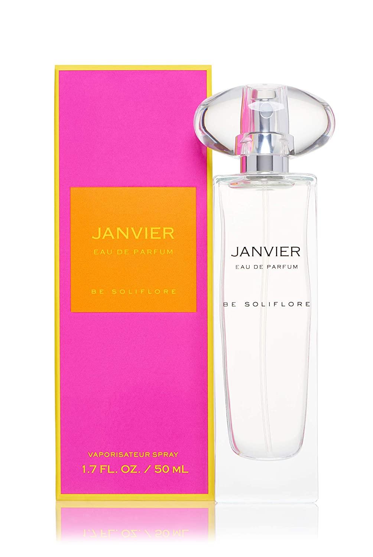 Be Soliflore Janvier Eau de Parfum Spray, 1.7 oz