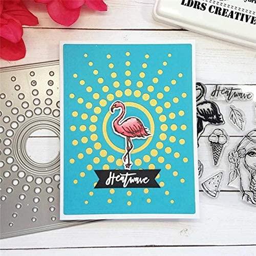 Sunburst Metal Cutting Dies New 2019 Dies Scrapbooking Craft Album Embossing DIY Card Making Paper Craft Die Cuts