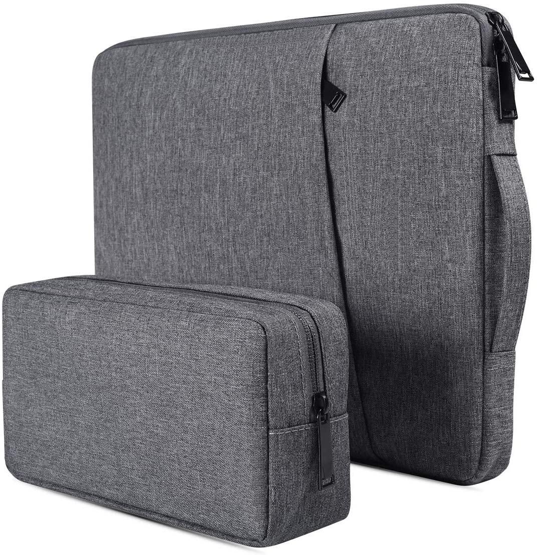 11.6 inch Waterproof Laptop Case Bag for Acer Chromebook R 11, Samsung Chromebook Pro/Plus,Google Pixelbook 12.3, Acer ASUS Dell HP Samsung Lenovo Chromebook 11.6 and Most 11.6-12.3 inch Laptop Tablet
