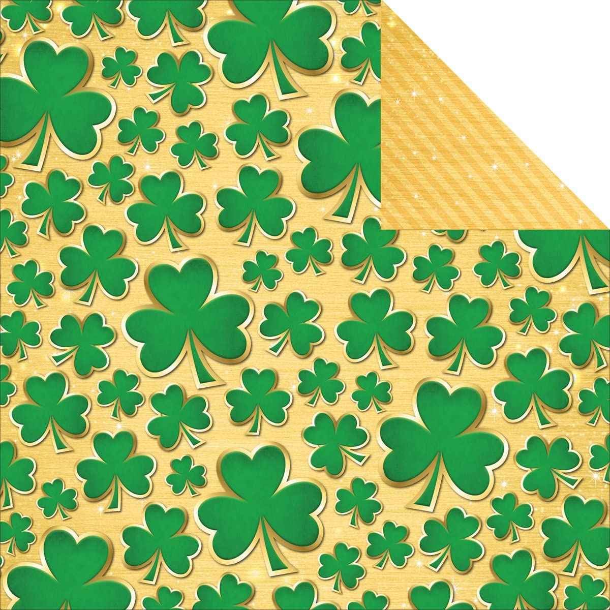 Lucky Magic Double-Sided Cardstock 12