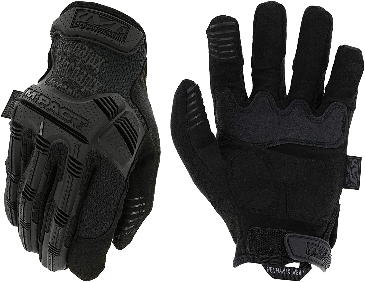 Mechanix Wear - M-Pact Covert Tactical Gloves (X-Large, Black)