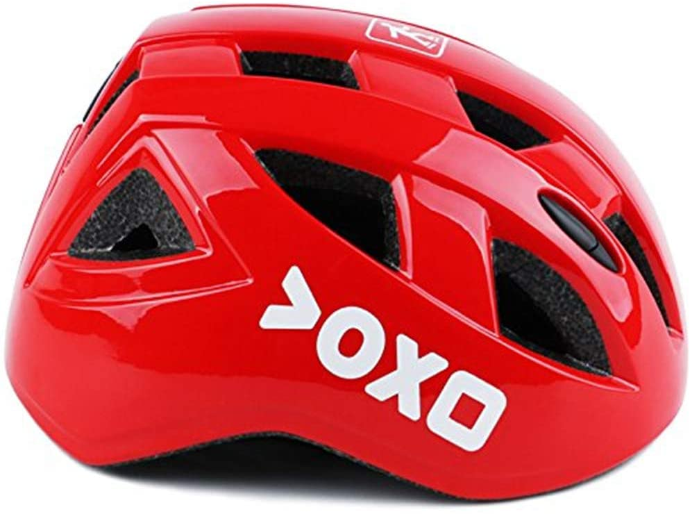 Aiyoyo Kids Protective Integrally-Molded Helmet Skiing Roller Skate Cycling Sports Outer Shell Impact-Absorbing Foam Snow Helmet 5 Colors Optional (S/M Two Sizes)