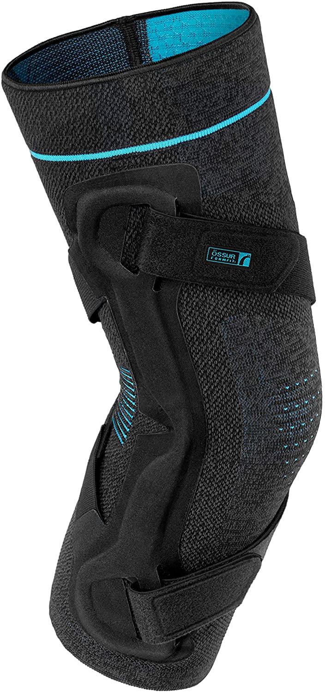 Ossur Formfit Pro Knee OA Sleeve for Osteoarthritis, Knee Pain Relief, Meniscus Degneration (Medium Plus, Right Leg, Inner Knee or Left Leg, Outer Knee)