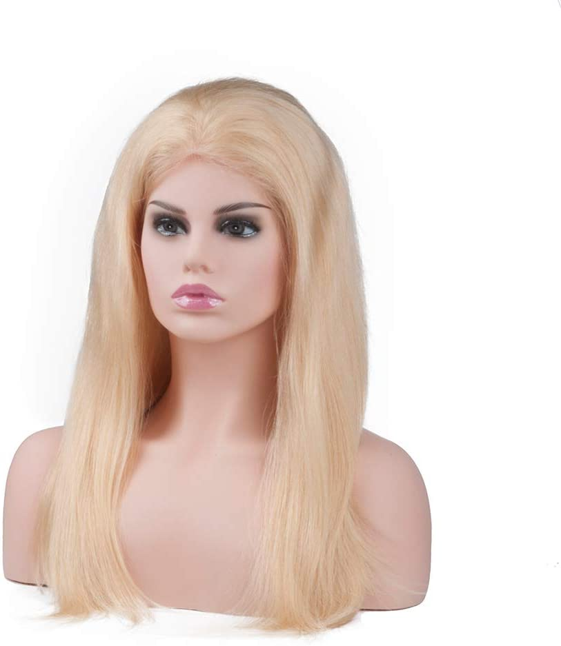 ZNXY Mannequin Head Without Hair for Making Wig Hat Display Cosmetology Manikin Head Female Dolls Bald Training Head