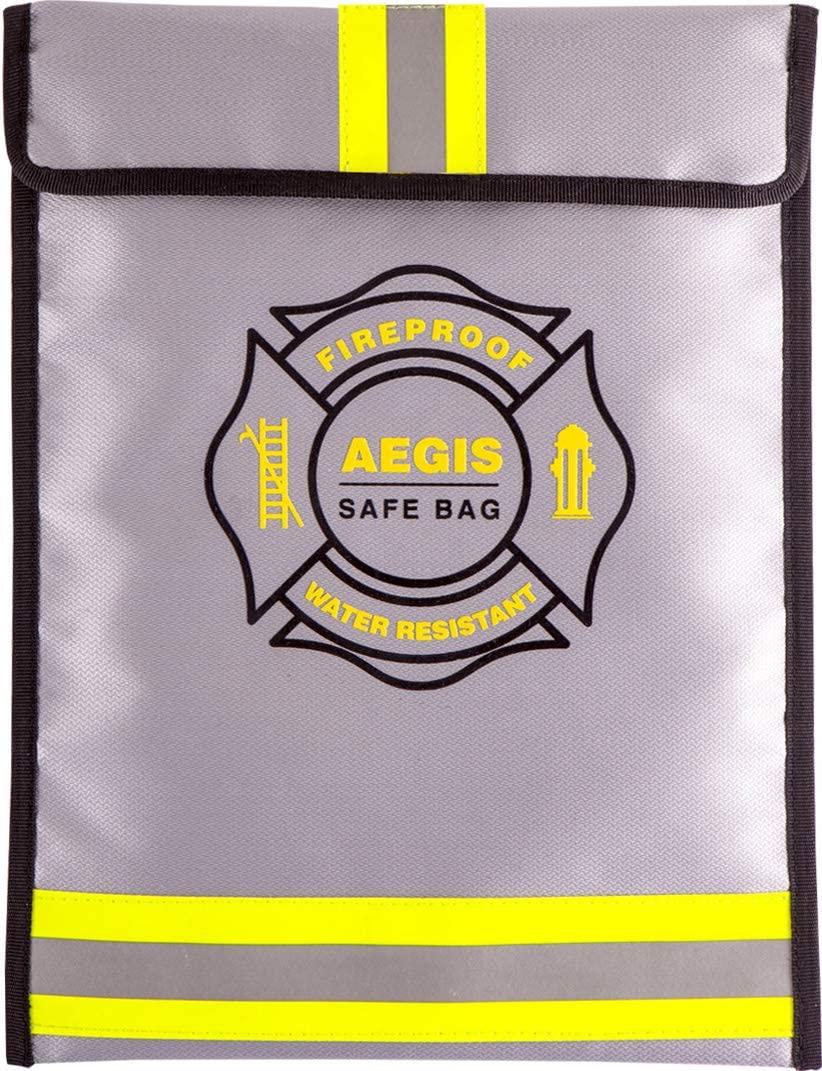 Fireproof Document Bag 15