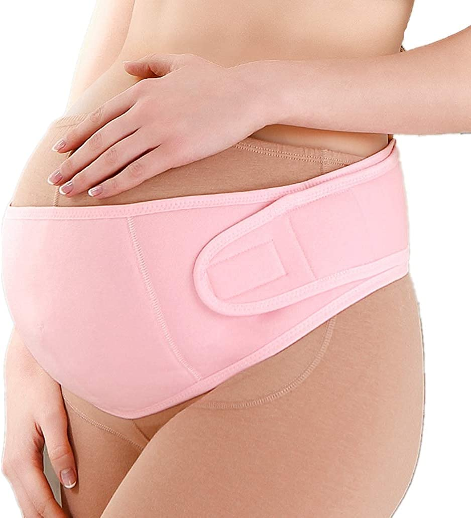 Maternity Support Belt Waistband Pregnant Belly Bands Prenatal Care Athletic Bandage
