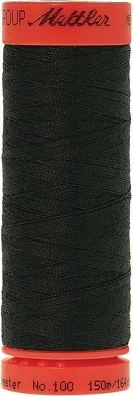 Mettler Metrosene 100% Core Spun Polyester Thread, 165 yd, Spruce Forest