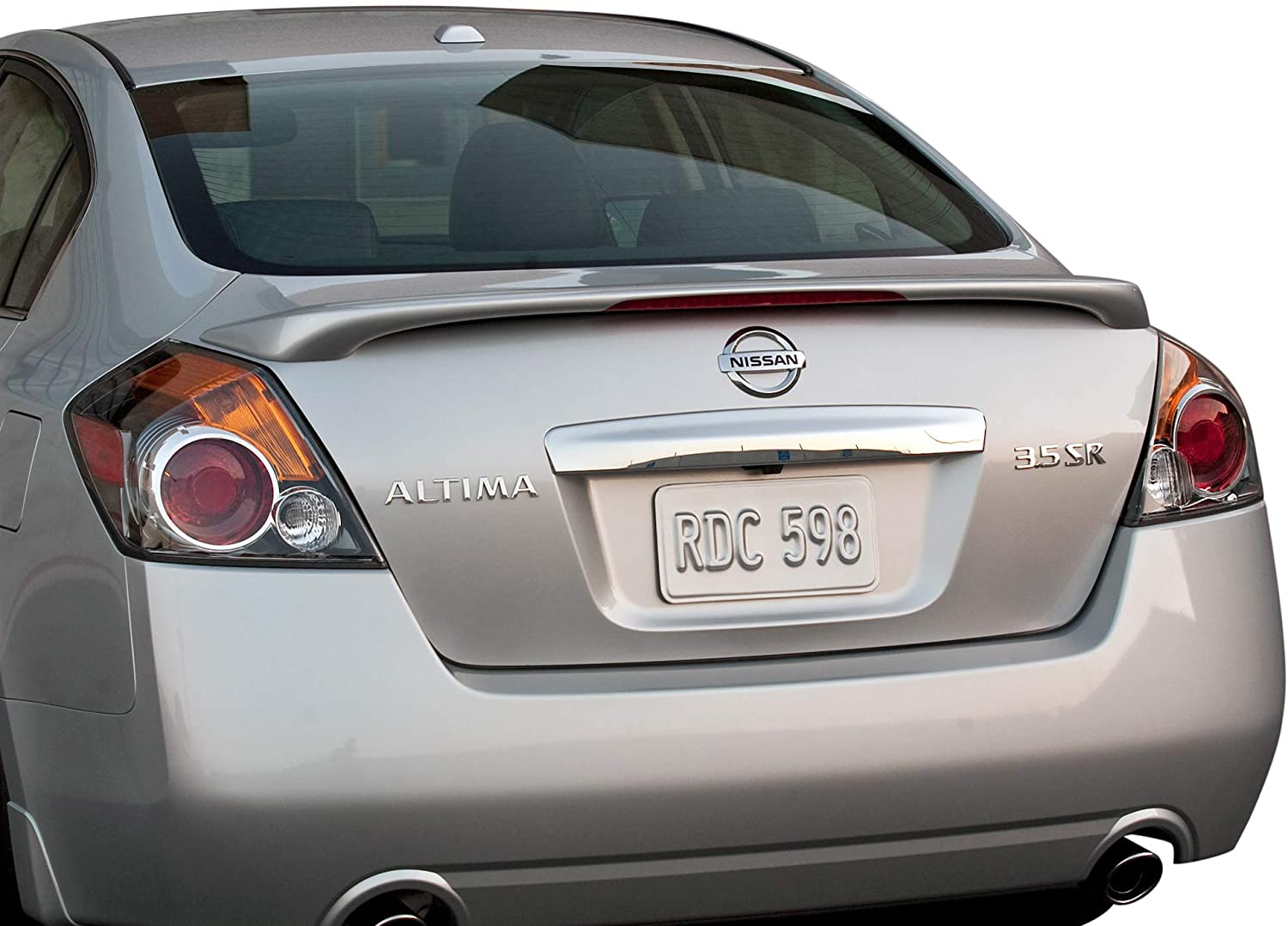 Factory Style Spoiler for the Nissan Altima Sedan Painted in the Factory Paint Code of Your Choice #255 KH3