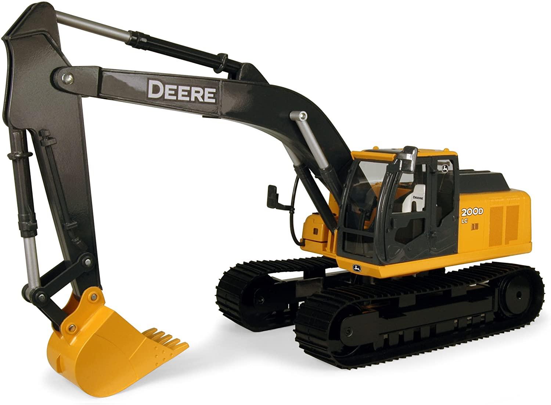 TOMY John Deere Big Farm 200Lc Excavator (1:16 Scale)