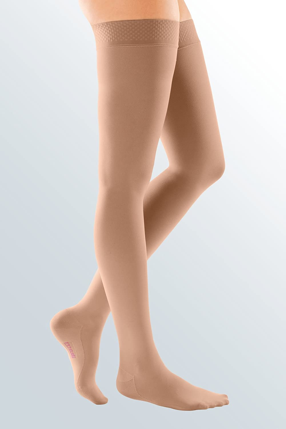mediven Comfort, 15-20 mmHg, Thigh High Compression Stockings, Closed Toe