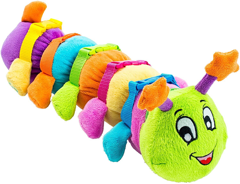 Buckle Toys - Bentley Caterpillar