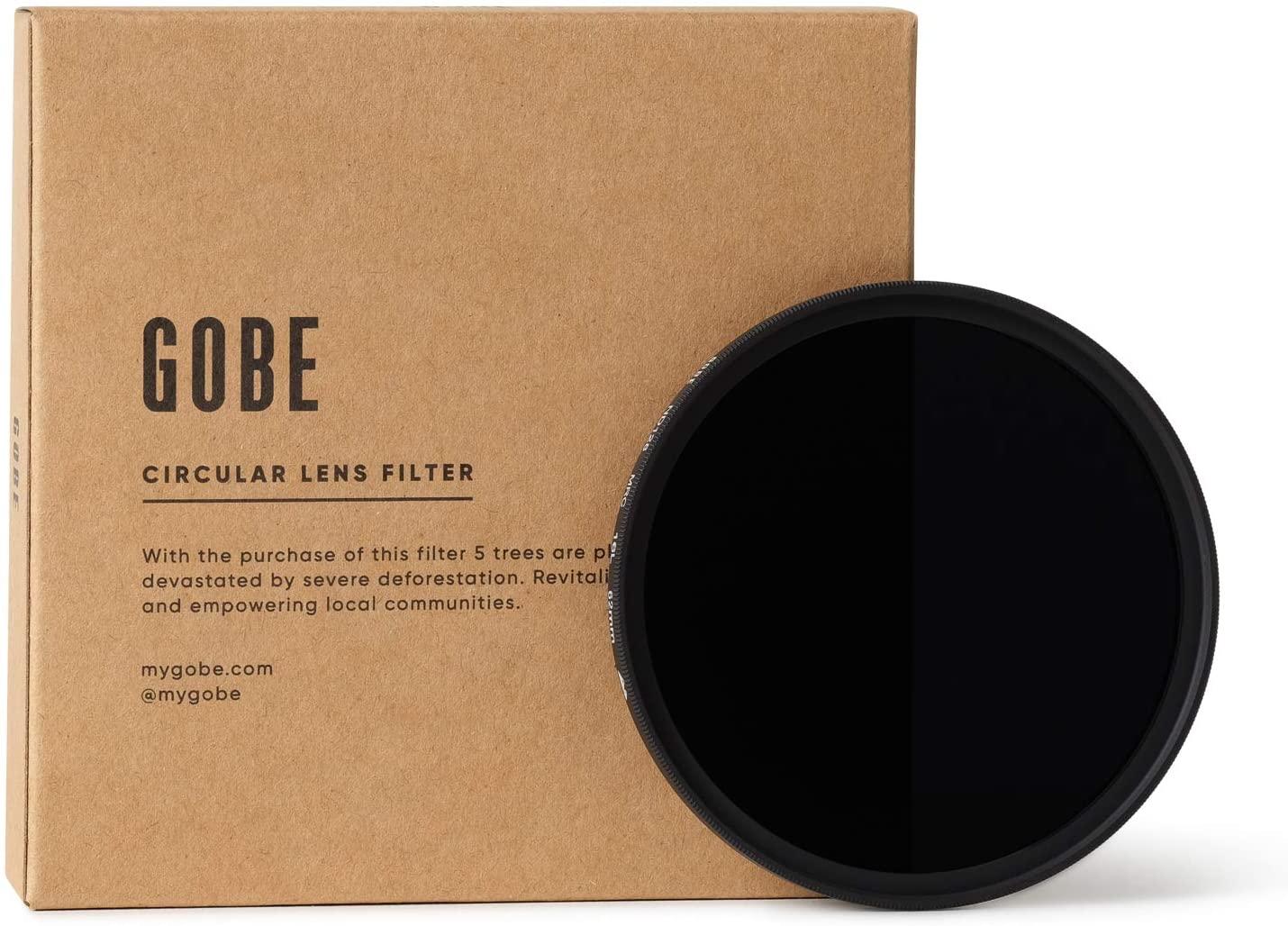 Gobe 62mm ND128 (7 Stop) ND Lens Filter (2Peak)