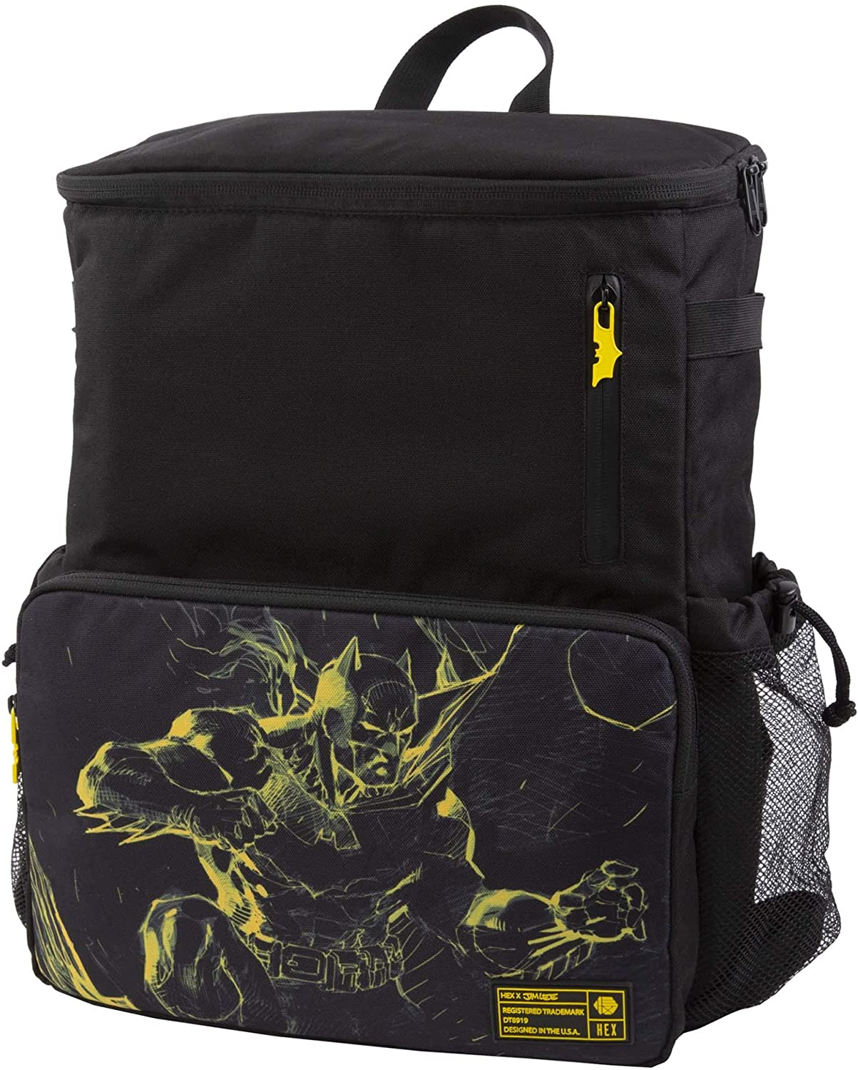 HEX Comic Book Collector Backpack Version Two