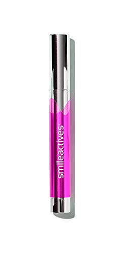 Smileactives – Advanced Teeth Whitening Pen – Hydrogen Peroxide Treatment with Winterberry Flavor – 0.11 Ounce