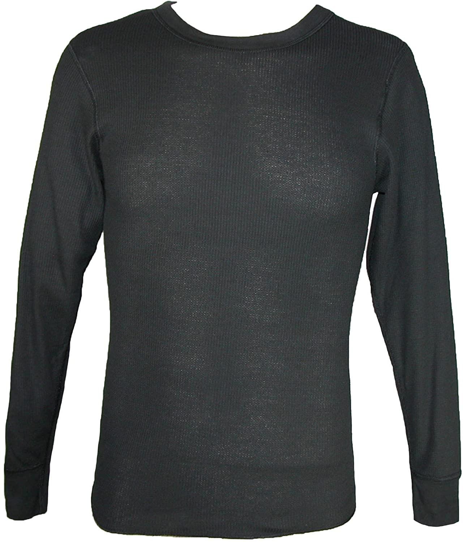Hanes Mens Ultimate X-Temp Thermal Pajama Shirt