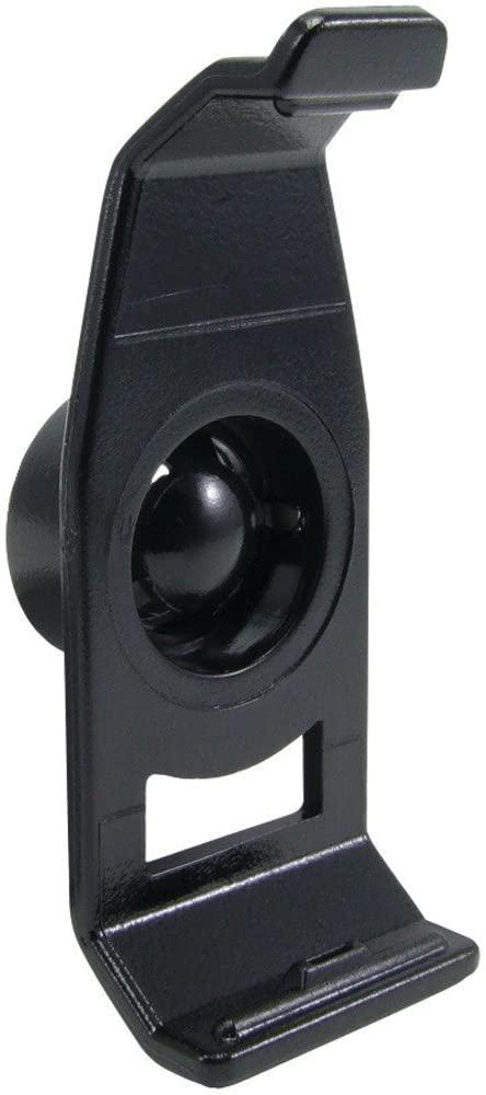 EKIND Replacement Bracket Cradle Mount for GPS Garmin Nuvi 2XX 4XX Series(200 200W 205 205W 250 250W 255 255W 260 260W 265T 265WT 270 275T 465T) Black