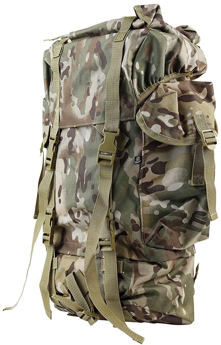 Brandit Combat Backpack Tactical Camo