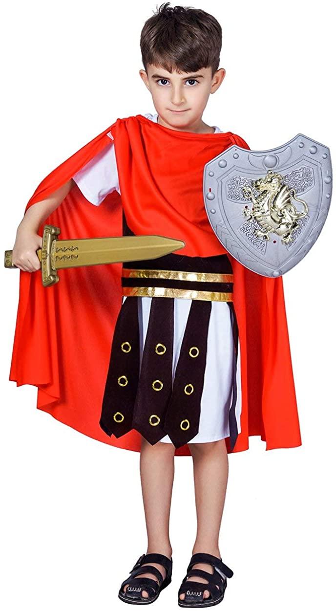 Boys Roman Warrior Costume