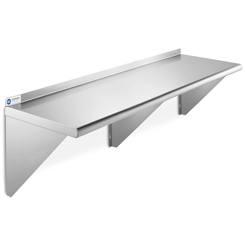 GRIDMANN NSF Stainless Steel 18