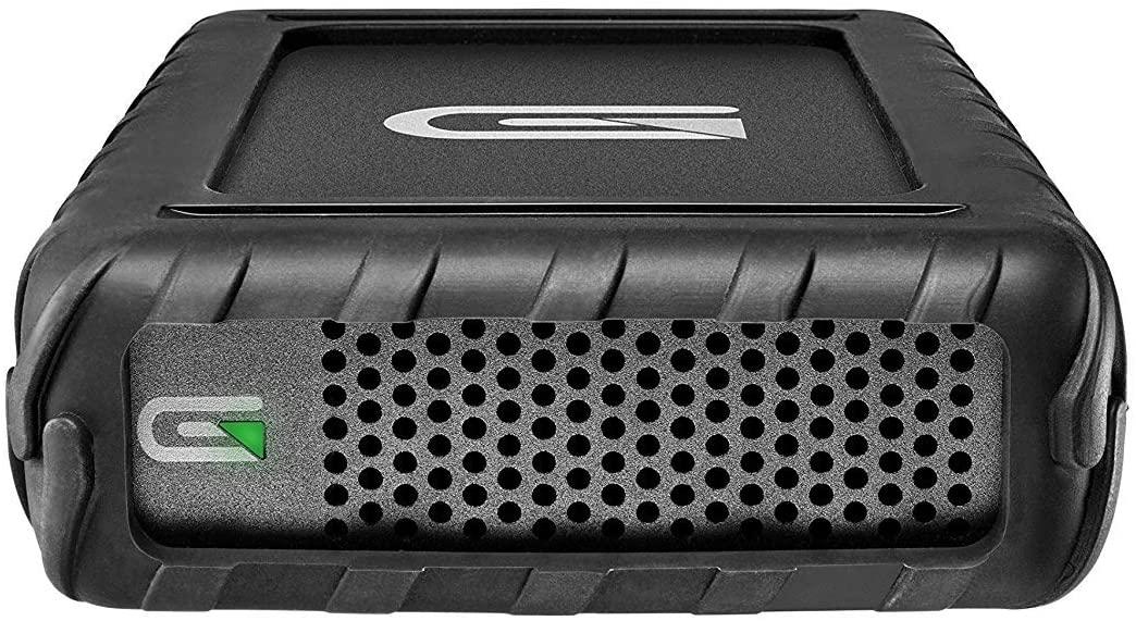 Glyph BlackBox Pro BBPR2000 2TB External Hard Drive 7200 RPM, USB-C (3.1,Gen2)
