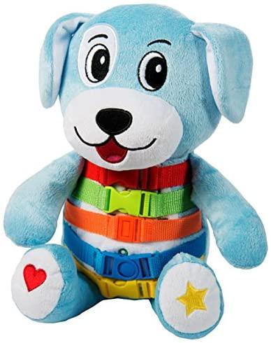 Buckle Toys - Barkley Dog