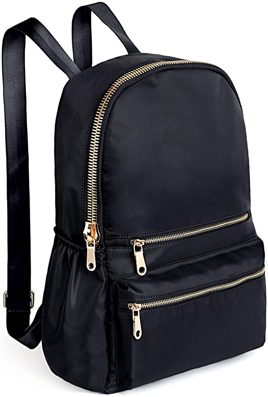 UTO Fashion Backpack Oxford Waterproof Cloth Nylon Rucksack School College Bookbag Shoulder Purse