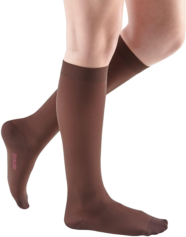 mediven Comfort, 15-20 mmHg, Calf High Compression Stockings, Closed Toe
