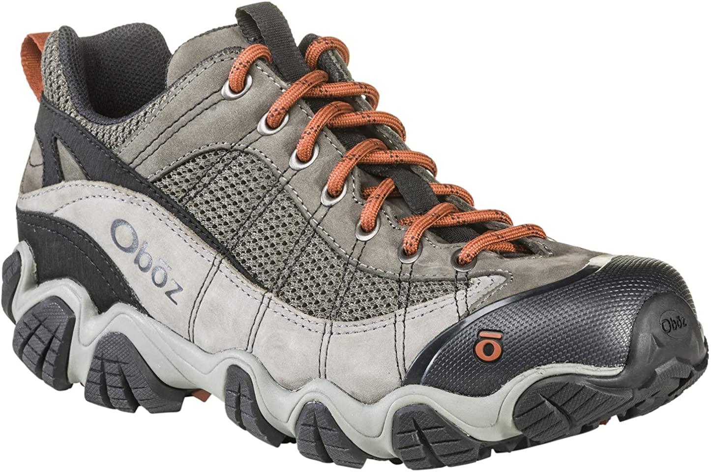 Oboz Mens Firebrand II Low Hiking Shoe