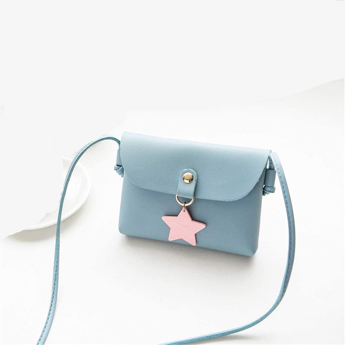 minansostey Newest Style Fashion Kid Girl PU Leather Crossbody Small Bag, Body Cross Bag, Shoulder Bag,