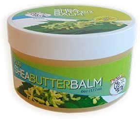The Original CJ's BUTTer® All Natural Shea Butter Balm - Plus Formula, 6 oz. Pot