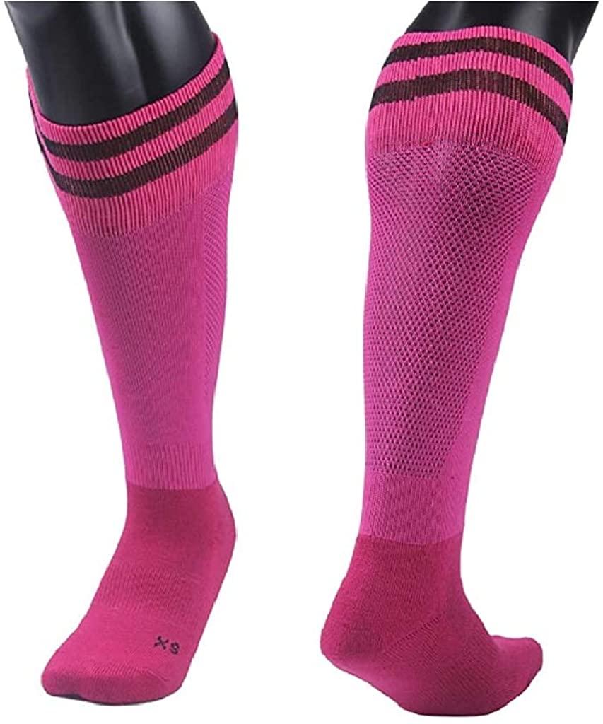 Lovely Annie Unisex Children's Lovely Annie 1 Pair Knee High Sports Socks XL003 Size XXS/XS/S/M