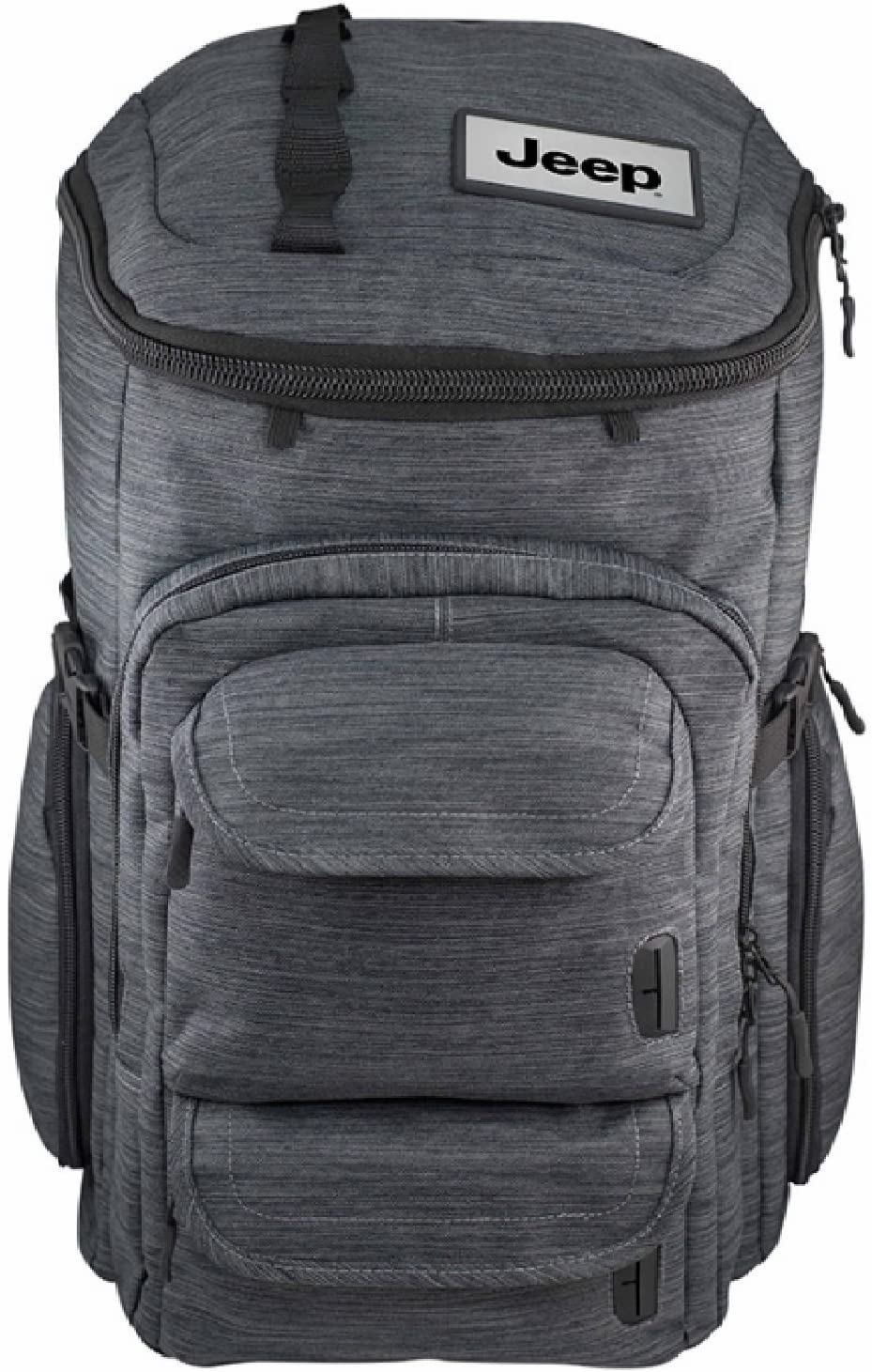 Jeep Mission Tech Pack