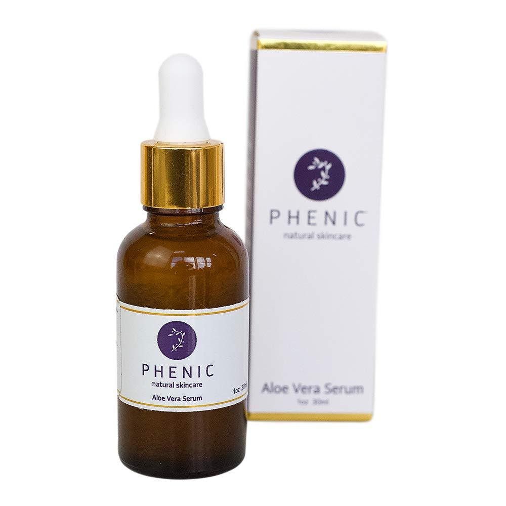 Phenic Natural Skincare Aloe Vera Serum