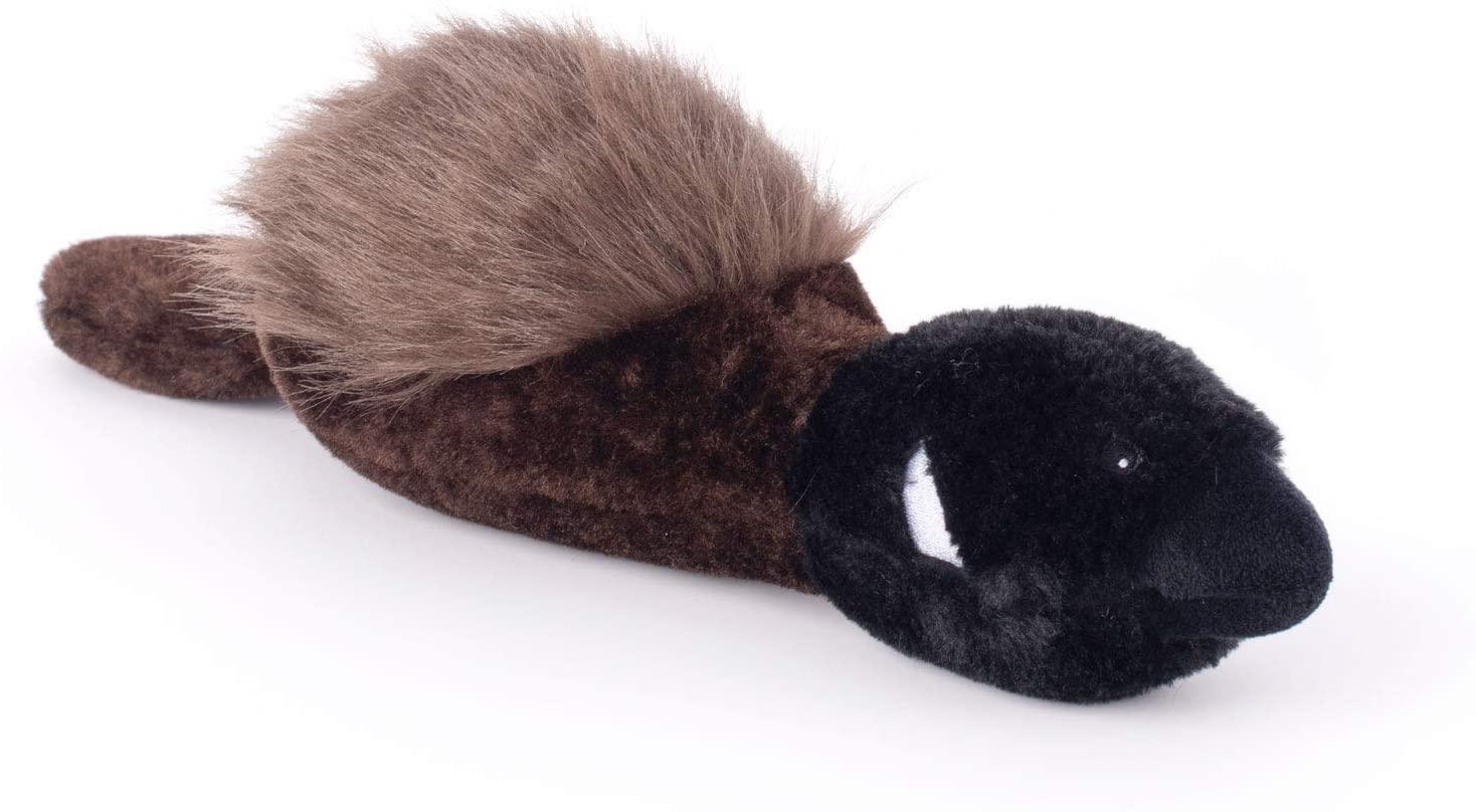 ZippyPaws - Throw-A-Bird Squeaky Plush Dog Toy