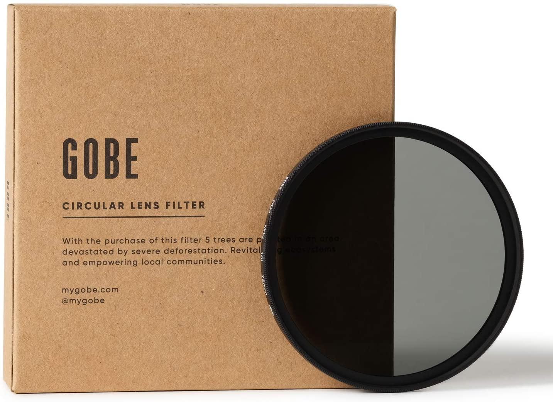 Gobe 72mm ND4 (2 Stop) ND Lens Filter (2Peak)