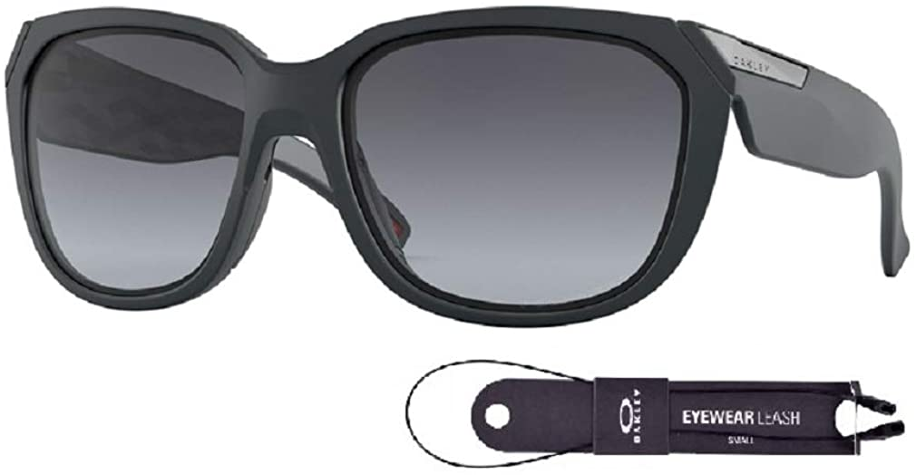 Oakley Rev Up OO9432 Sunglasses For Women+BUNDLE with Oakley Accessory Leash Kit