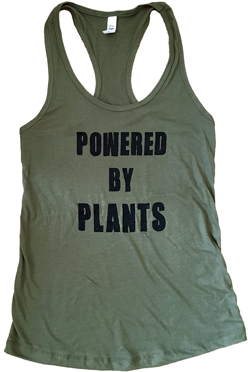 The Bold Banana Women's Powered by Plants Tank Top