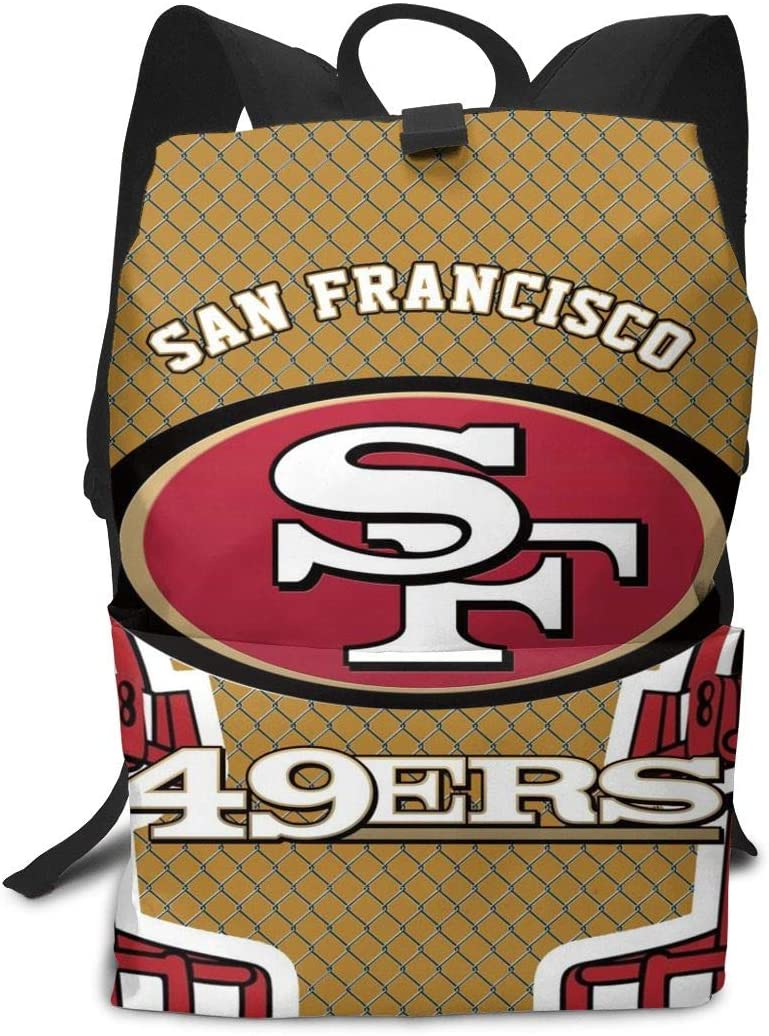 IBX Fashion Rugby Backpack Classic Rugby Union School Bag-49ers