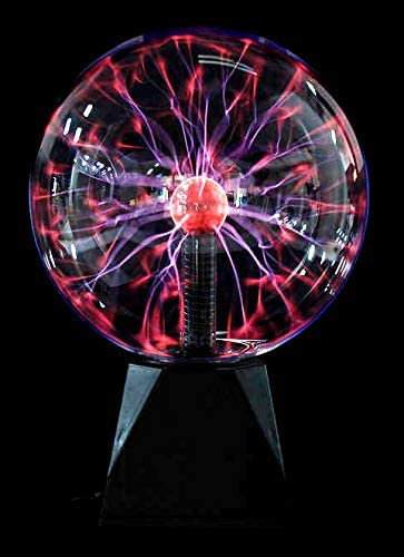 PowerTRC Non Battery Powered Lightning Plasma Globe | 8