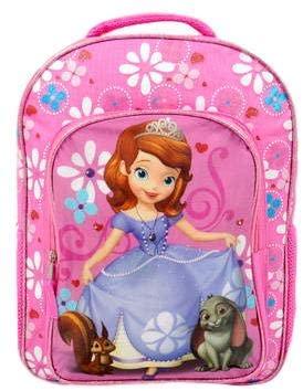 Disney Studios Kids School Backpacks (Princess Sofia The First Light Up Back Pack) Toy