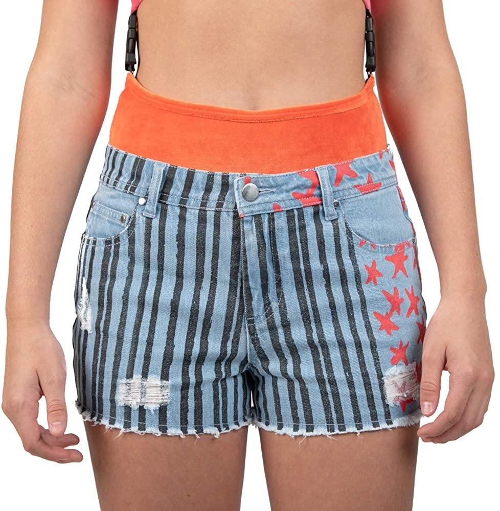 Juniors? Birds of Prey Harley Quinn Cosplay Shorts