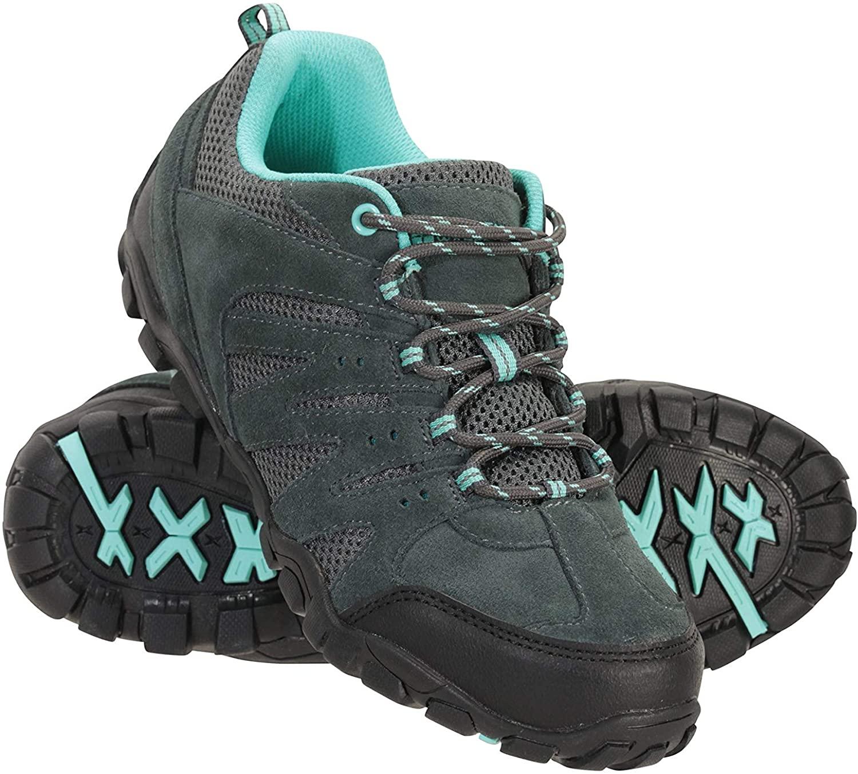 Mountain Warehouse Outdoor Womens Hiking Shoes Walking Sneakers