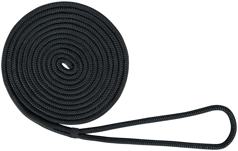USR Rope Nylon Double Braided Dock Line 1/2
