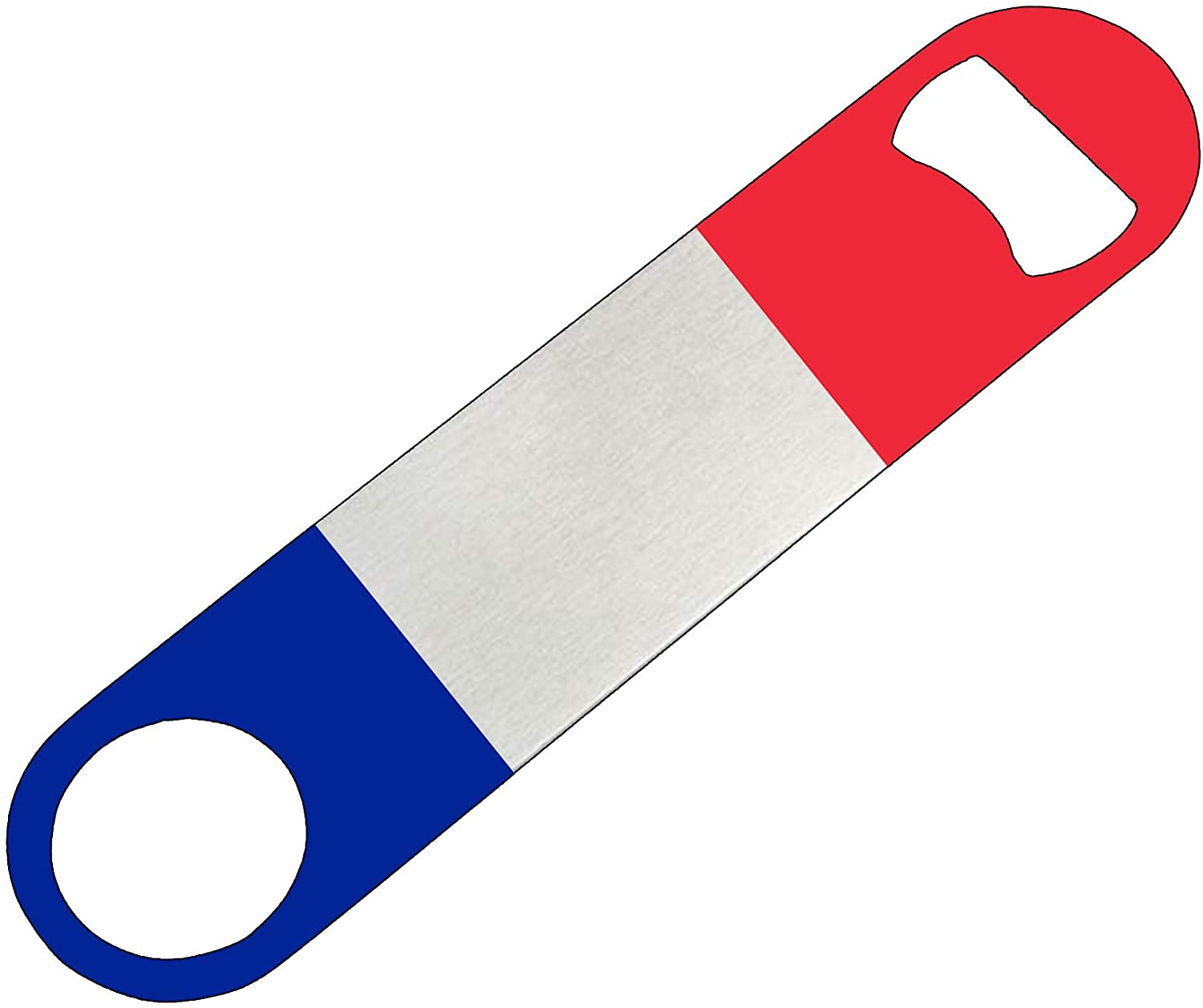 France French Flag Speed Bottle Opener Heavy Duty Gift National Country