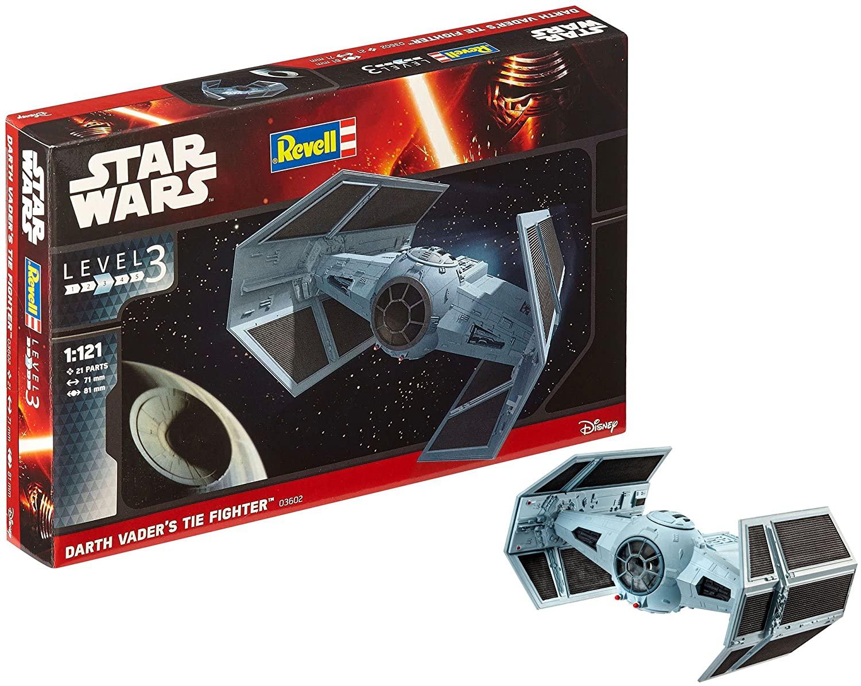 Revell Star Wars 03602, Darth Vader's Tie Fighter