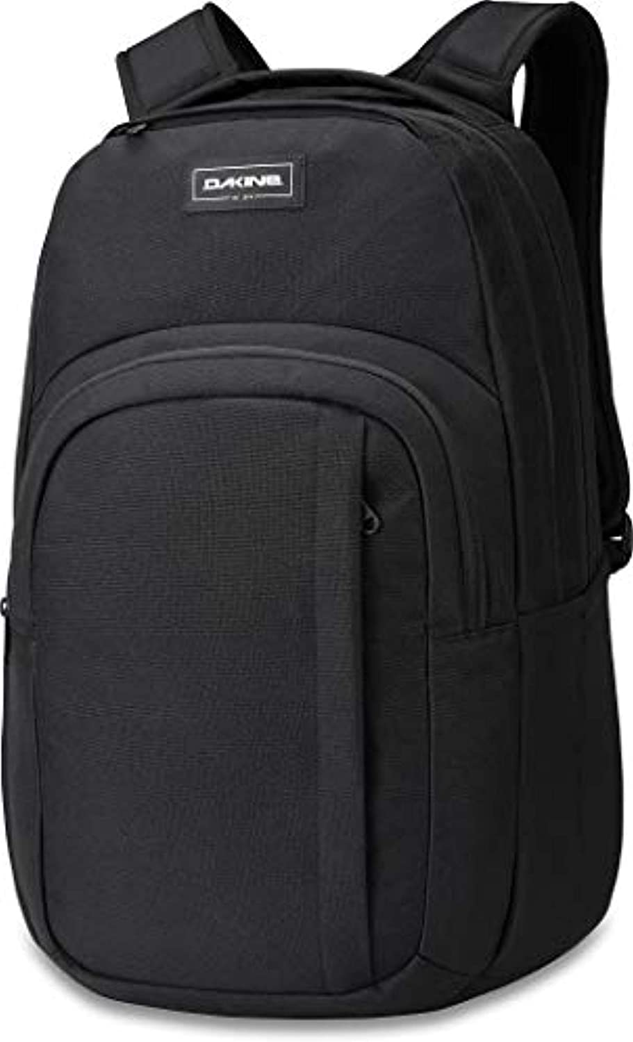 Dakine Campus S 18L Black II OS & Knit Cap Bundle