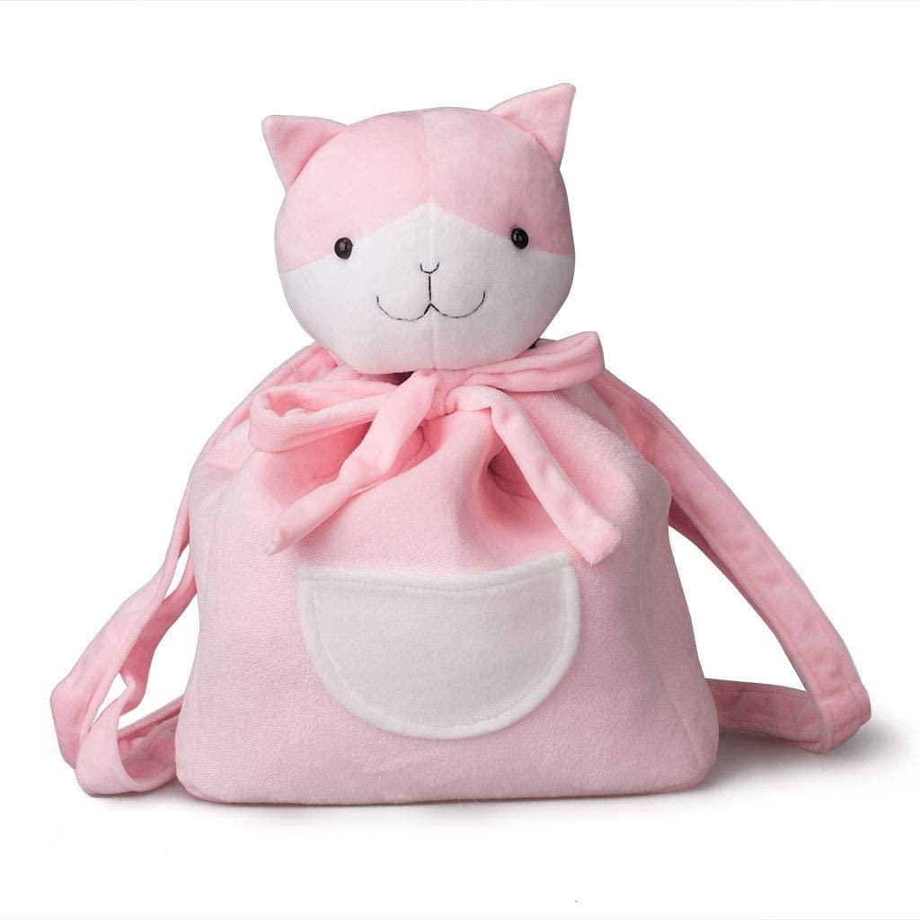 Cosfun Dangan Ronpa Chiaki Nanami Plush Cat Bag Cosplay Backpack mp000767