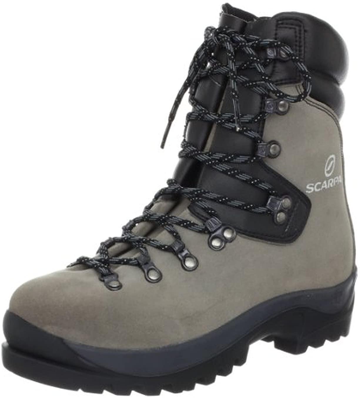 SCARPA Fuego Mountaineering Boots & E-Tip Glove Bundle