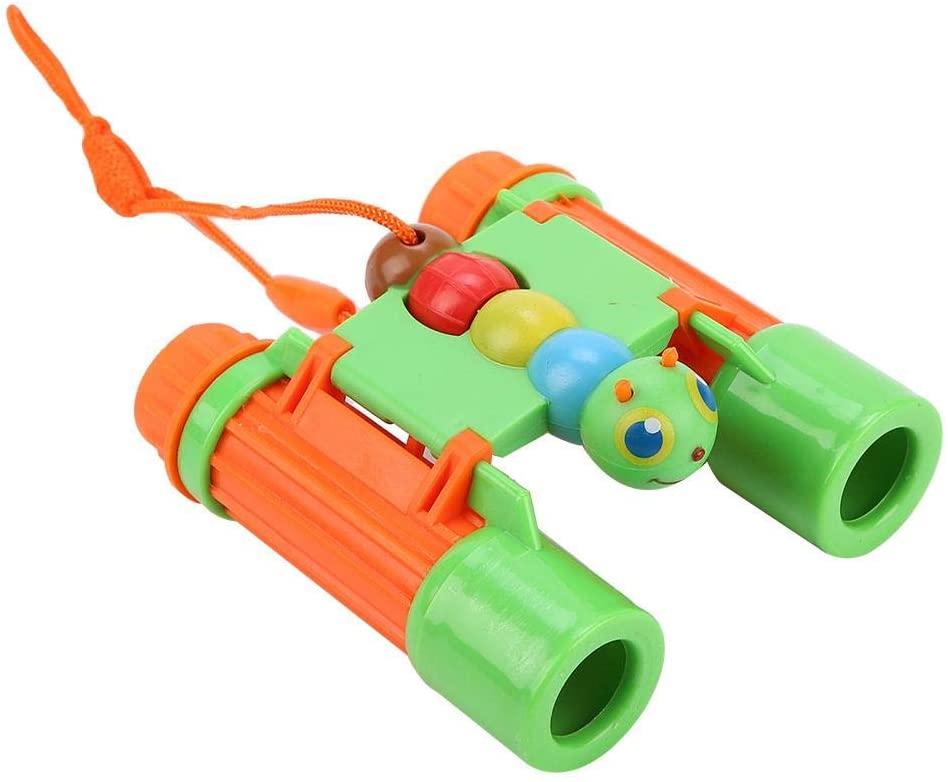 VGEBY1 Children Toy Telescope, Kids Binoculars Toy Cute Animal Design Outdoor Educational Toys for Boys Girls